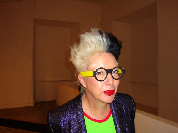 Orlan by the Paparazzi Bot by Ken Rinaldo