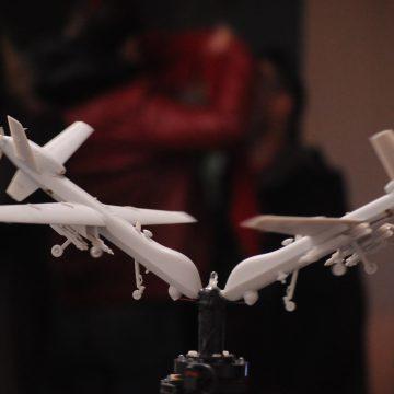 Drone Eats Drone: American Scream