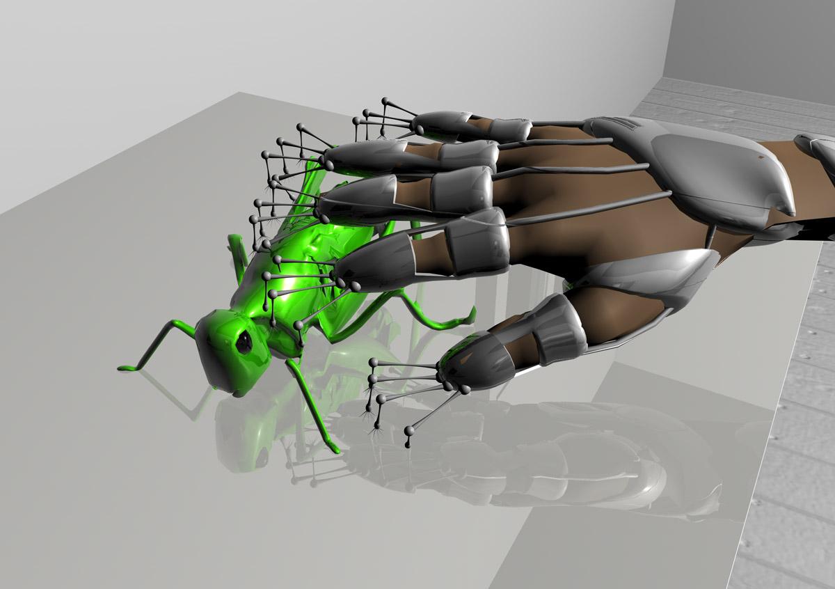 3-Story Robots – Ken Rinaldo