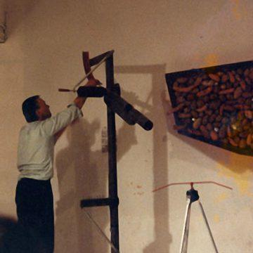 Kinetic Painting Machine