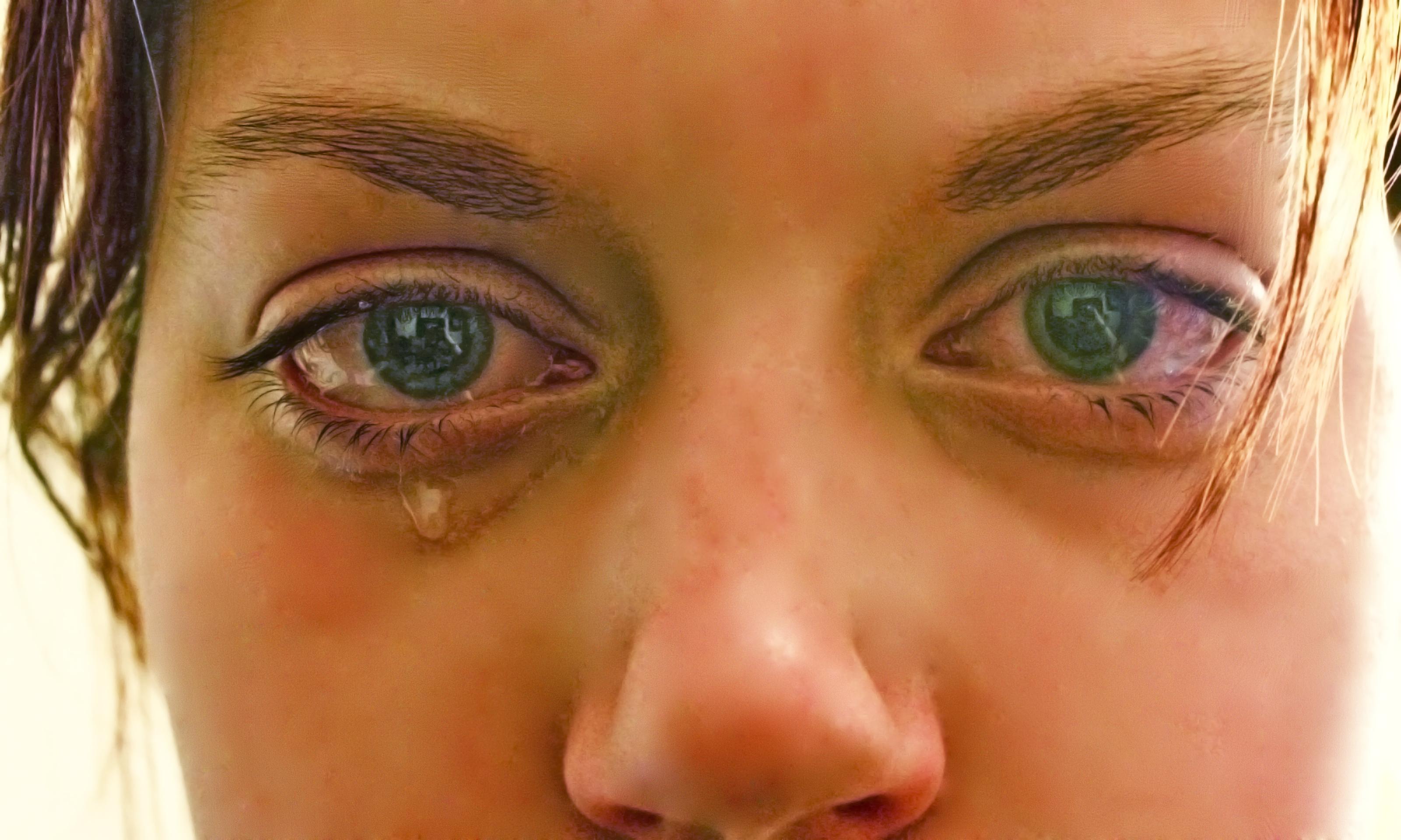 Woman S Tears Machine Gun Ken Rinaldo