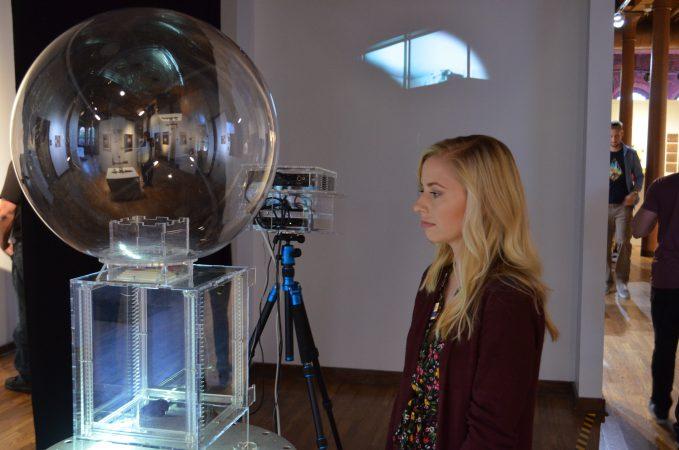Spider Huas Movies CAC Hypothesis Exhibition by Ken Rinaldo
