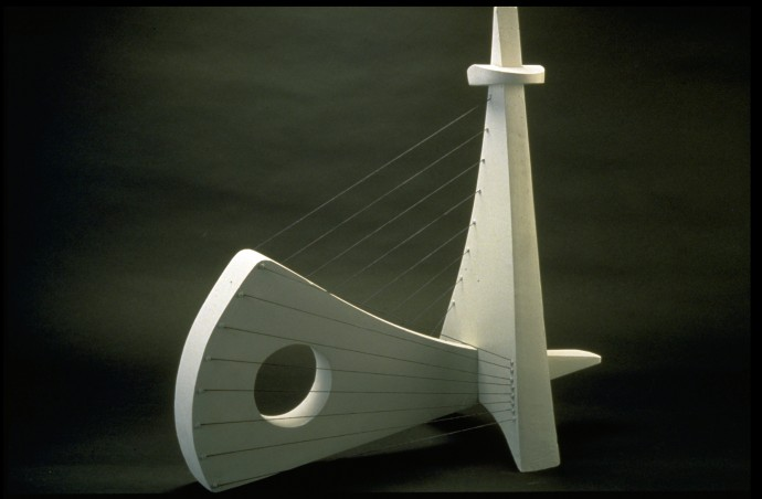 Experimental instrument by Ken Rinaldo